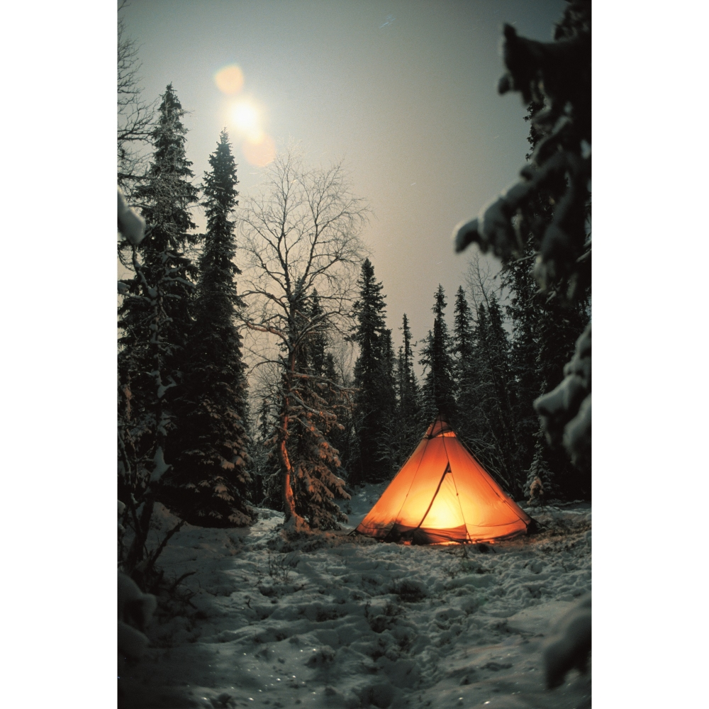 Köp Tentipi Safir 9 bp Tälta, Sova Tält | Outdoorexperten