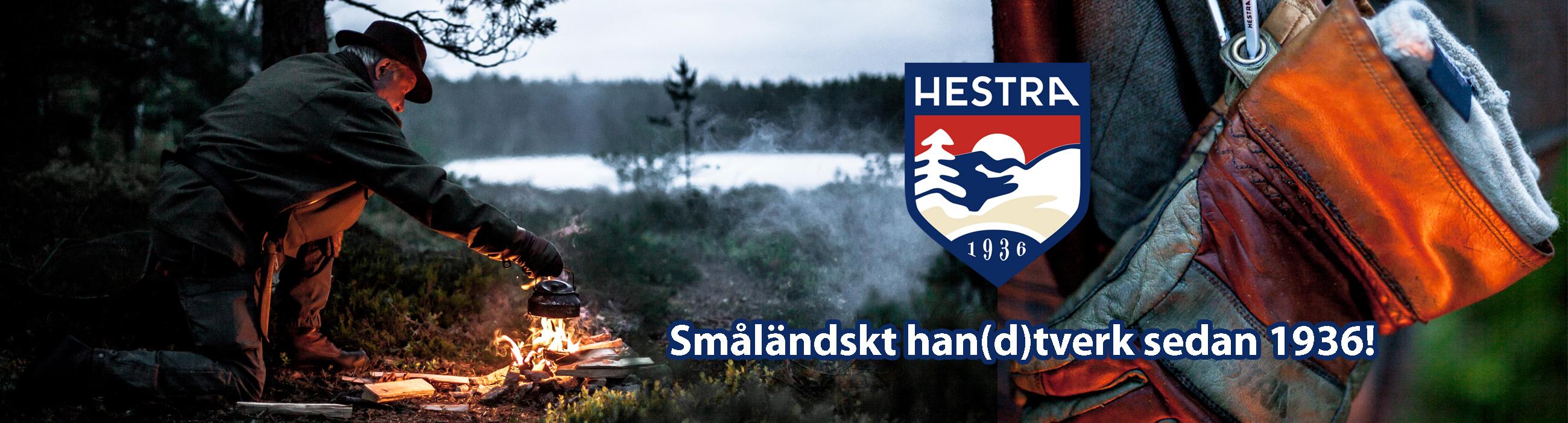 Hestra- slitstarka handskar för ett aktivt friluftsliv